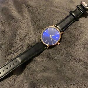Thin watch